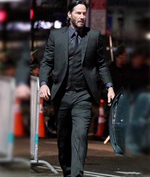 John Wick Anzug
