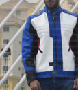 Soldier 76 Leather Jacket 1