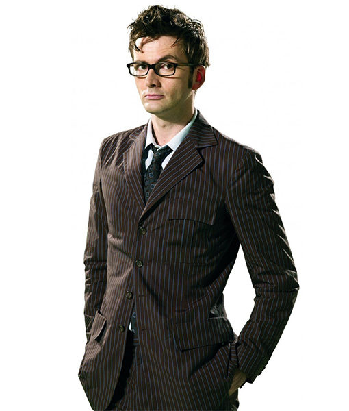 10th Doctor Brown Suit