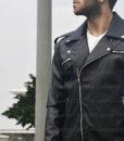 The Walking Dead Negan Jeffrey Dean Morgan Leather Jacket 2