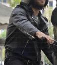 The Walking Dead Negan Jeffrey Dean Morgan Leather Jacket 4