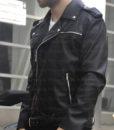 The Walking Dead Negan Jeffrey Dean Morgan Leather Jacket 5
