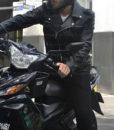 The Walking Dead Negan Jeffrey Dean Morgan Leather Jacket 6
