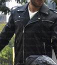 The Walking Dead Negan Jeffrey Dean Morgan Leather Jacket 7
