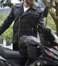 The Walking Dead Negan Jeffrey Dean Morgan Leather Jacket 8