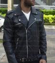 The Walking Dead Negan Jeffrey Dean Morgan Leather Jacket 9