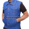 Wade Watts Parzival Oasis Jeans Vest Right