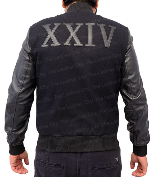 Adonis Creed Michael B Jordan Battle Jacket BAck