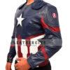 Captain America Civil War Jacket Right