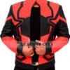 Avengers Infinity War Spiderman Armored Black Costume Jacket 1