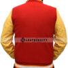 Michael Jackson Thriller Varsity Jacket Back