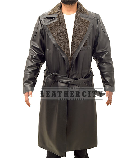 Ryan Gosling Coat From Blade Runner 2049 Front