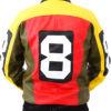 8 Ball Jacket BAck