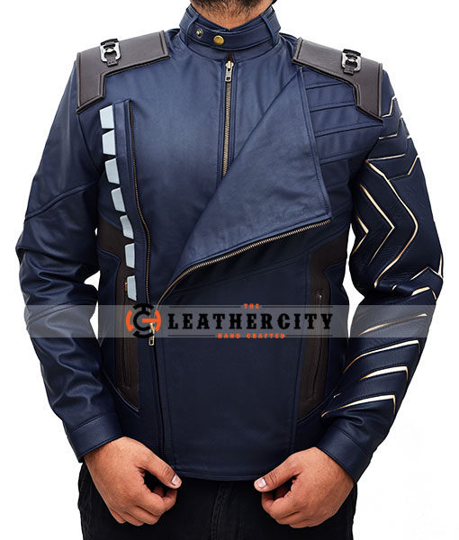Bucky Winter Soldier Jacket Vest