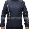 Bucky Winter Soldier Jacket Vest Front