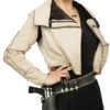 Solo A Star Wars Story Qira Leather Jacket Left