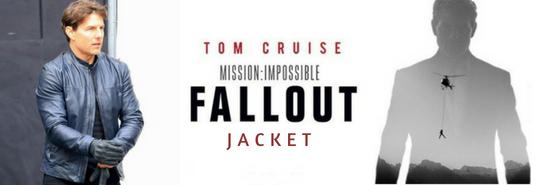 Tom Cruise MI6Fallout Jacket