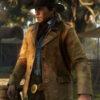 Arthur Morgan Red Dead Redemption II Leather Jacket (3)