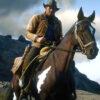 Arthur Morgan Red Dead Redemption II Leather Jacket (4)