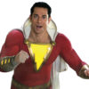 shazam red jacket Fornt