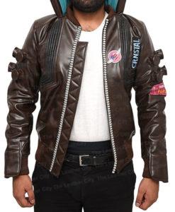 Cyberpunk 2077 V Jacket