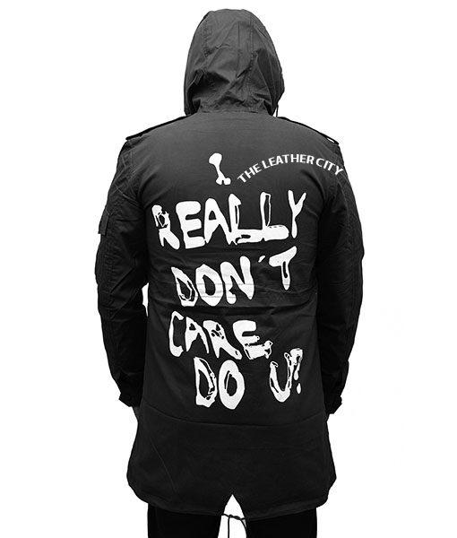 Melania Trump I Really Don't Care Jacket (2)