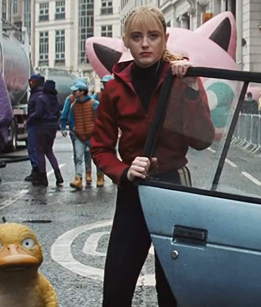 Pokemon: Detective Pikachu's Lucy Jacket