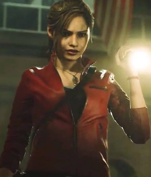 Resident Evil 2 Claire Red Jacket