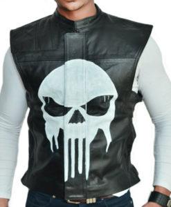 Marvels The Punisher Vest