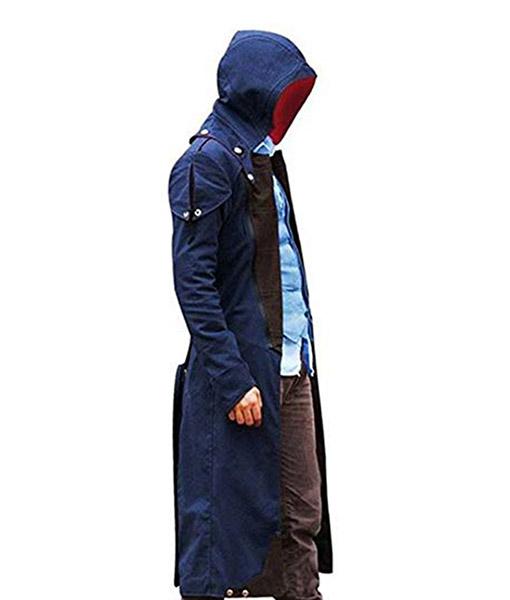 28f8e8fc7 Arno Assassins Creed Unity Cotton Jacket