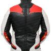Avengers Endgame Quantum Realm Jacket Back