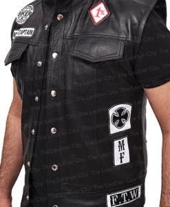 Days Gone Deacon Vest