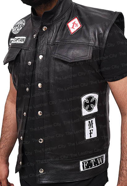Days Gone Deacon Vest