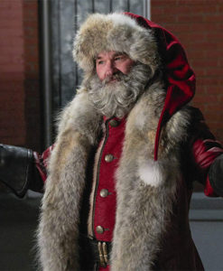 Kurt Russell The Christmas Chronicles Coat