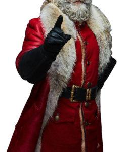 Kurt Russell The Christmas Chronicles Santa Coat