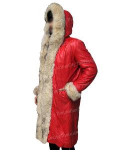 The Christmas Chronicles Santa Claus Coat