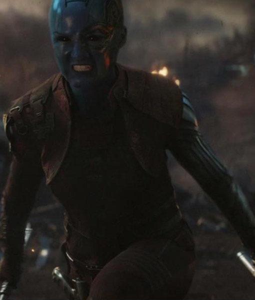 Avengers Endgame Nebula Jacket