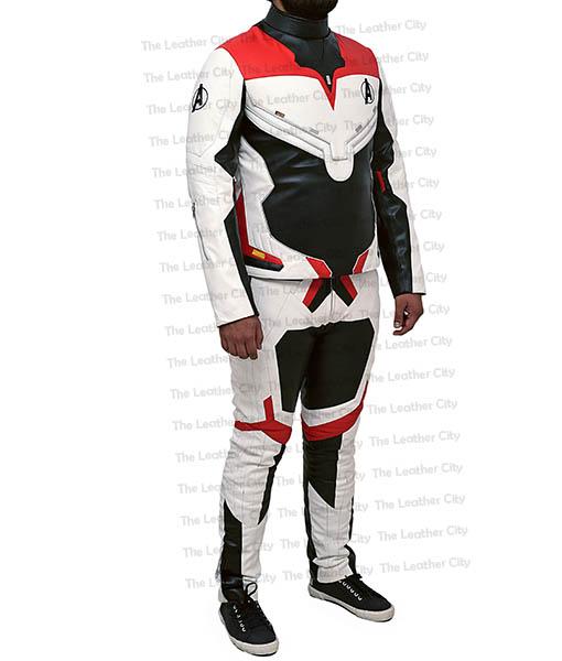 Avengers Endgame Quantum Realm Costume