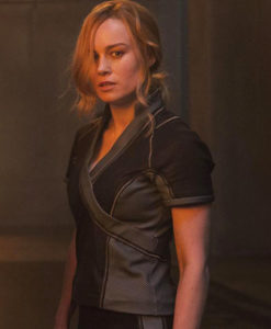 Captain Marvel Arena Jacket