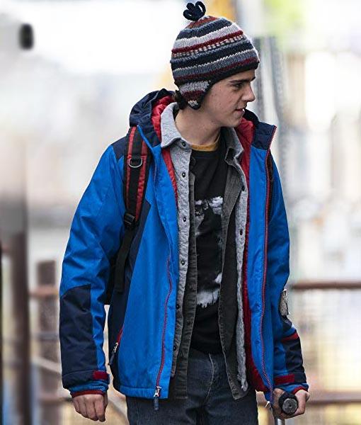 Freddy Freeman Shazam Jacket