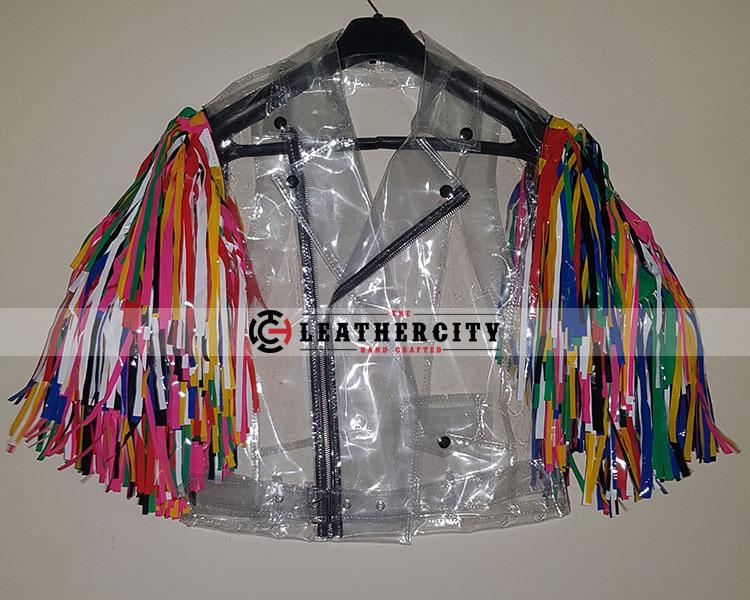 Harley Quinn Birds of Prey Jacket