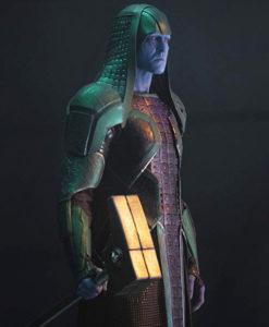 Captain Marvel Ronan Trench Coat
