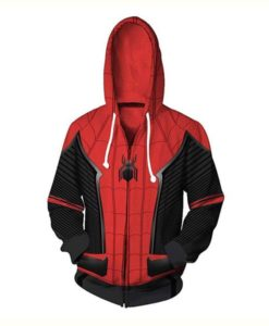 Spider-Man Far From Home Hoodie