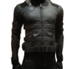 Spider-man Far From Home Spiderman Black Leather Jacket