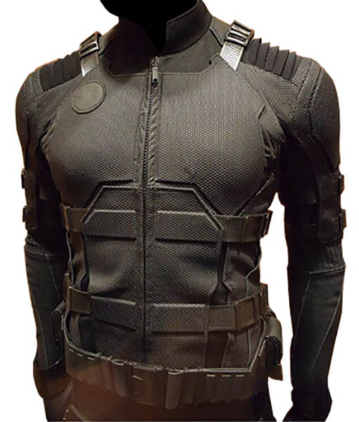 28bee6a01297b Spider-man Far From Home Spiderman Black Leather Jacket