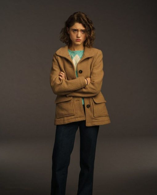 Stranger Things 3 Natalia Dyer Jacket