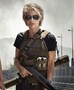 Sarah Connor aka Linda Hamilton Tactical Vest