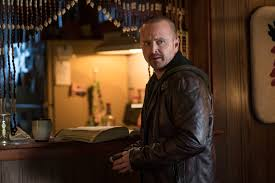 El Camino Aaron Paul Hooded Jacket