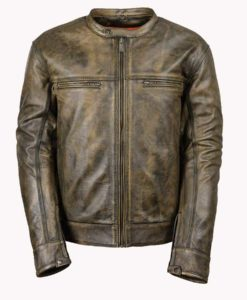 Big Barter Cafe Racer Jacket