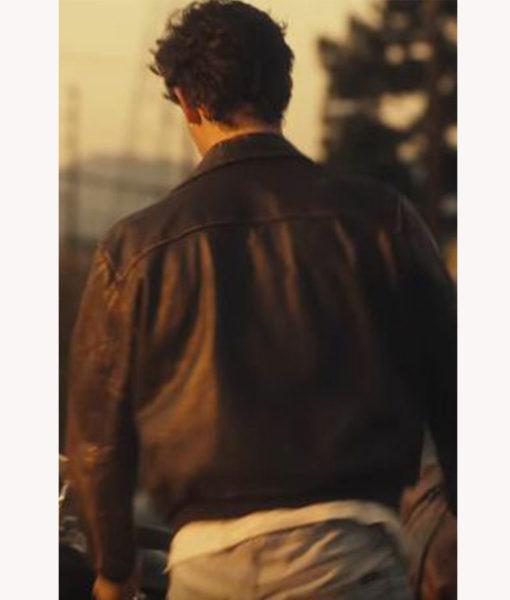 Shawn Senorita Jacket Back Side